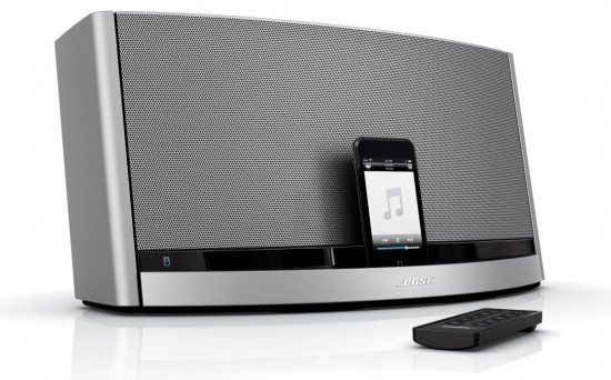 bose introduces sounddock 10 digital music system home audio geek. Black Bedroom Furniture Sets. Home Design Ideas