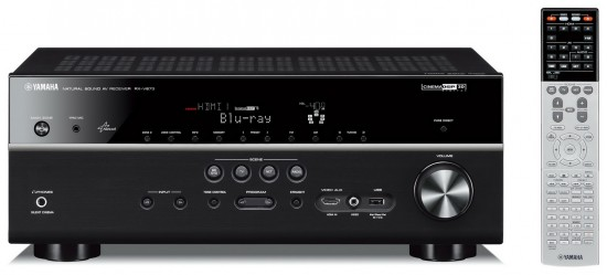Yamaha unveils new top av receivers rx v673 and rx v773wa for Yamaha receiver rx v673 manual